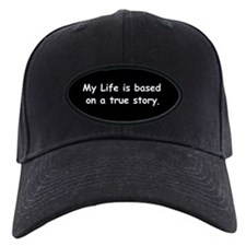 My Life Baseball Hat