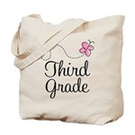 Cute 3rd Grade Tote Bag