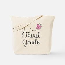 Cute 3rd Grade Tote Bag