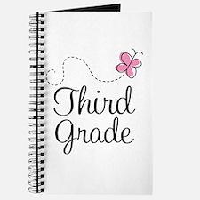 Cute 3rd Grade Journal