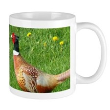 Ring-necked Pheasant Mug