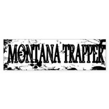 Montana Trapper (Bumper)