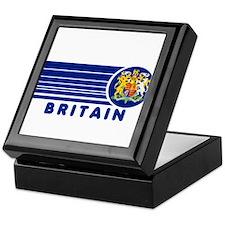 Britain Vintage Keepsake Box