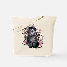 Cute Kitten Kitty Cat Lover Tote Bag