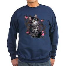 Cute Kitten Kitty Cat Lover Jumper Sweater