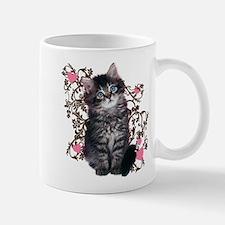 Cute Kitten Kitty Cat Lover Mug