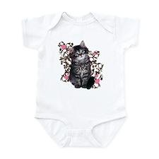 Cute Kitten Kitty Cat Lover Infant Bodysuit