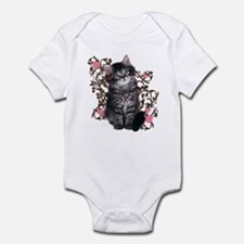 Cute Kitten Kitty Cat Lover Infant Bodysuit