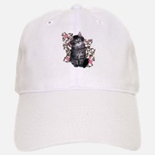 Cute Kitten Kitty Cat Lover Baseball Baseball Cap