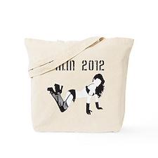 Sarah Palin 2012. Palin For P Tote Bag