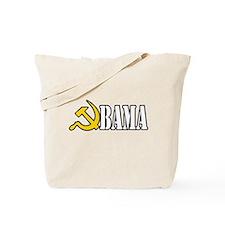 OBAMA - HAMMER AND SICKLE - C Tote Bag