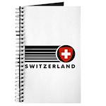 Switzerland Vintage Journal