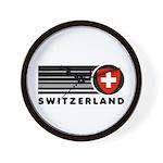 Switzerland Vintage Wall Clock