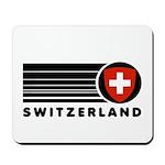 Switzerland Vintage Mousepad