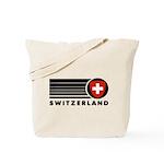 Switzerland Vintage Tote Bag
