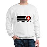 Switzerland Vintage Sweatshirt
