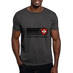 Switzerland Vintage Dark T-Shirt