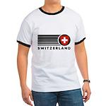 Switzerland Vintage Ringer T