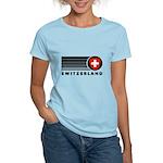 Switzerland Vintage Women's Light T-Shirt