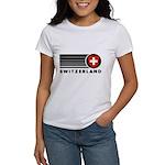 Switzerland Vintage Women's T-Shirt