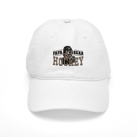 Papa Bear Hockey 2 Cap