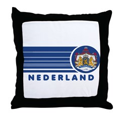 Nederland Vintage Throw Pillow