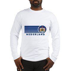 Nederland Vintage Long Sleeve T-Shirt
