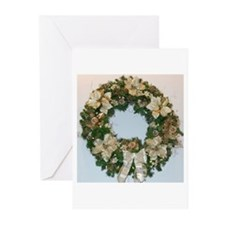 Christmas Wreath Greeting Cards (Pk of 20)