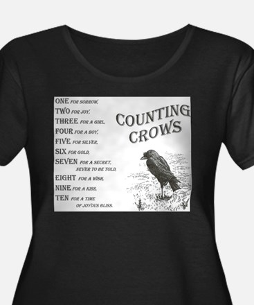 Counting Crows Plus Size T-Shirt