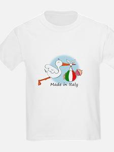Stork Baby Italy T-Shirt