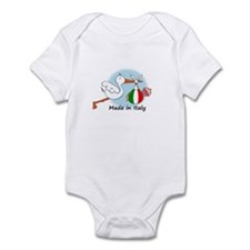 Stork Baby Italy Infant Bodysuit