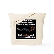 Sex humor Clean Tote Bag