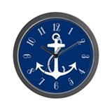 Anchors Wall Clocks