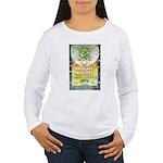 Bright Night Women's Long Sleeve T-Shirt