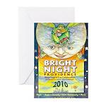 Bright Night Greeting Cards (Pk of 20)