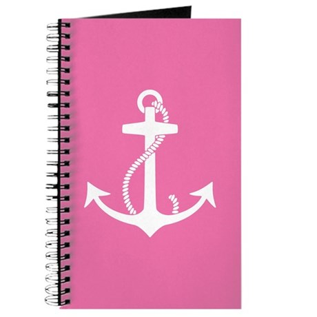 Pink Anchor Journal