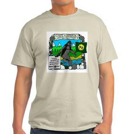State of Jefferson Light T-Shirt