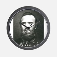 What Would Jackson Do? Wall Clock