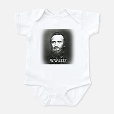 What Would Jackson Do? Infant Bodysuit
