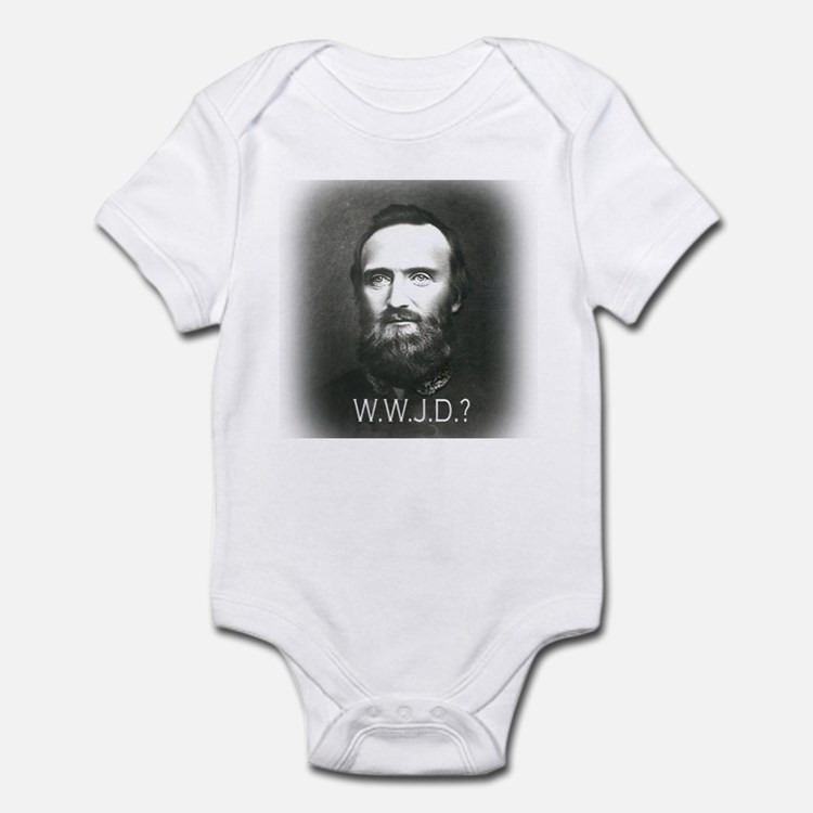 What Would Jackson Do? Infant Bodysuit