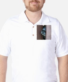 The Nose Knows Golf Shirt