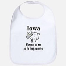 Iowa Sheep Bib