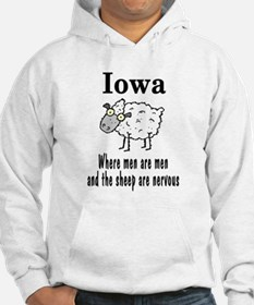 Iowa Sheep Jumper Hoody
