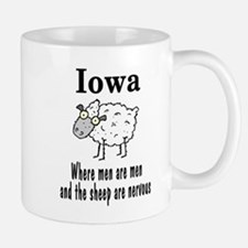 Iowa Sheep Mug