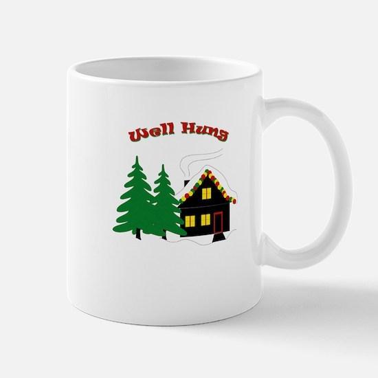 Well Hung Mug