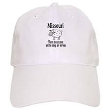 Missouri Sheep Baseball Cap