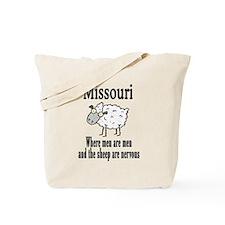 Missouri Sheep Tote Bag
