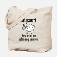 Missouri Sheep Tote Bag