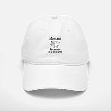 Montana Sheep Baseball Baseball Cap