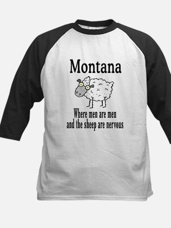 Montana Sheep Tee